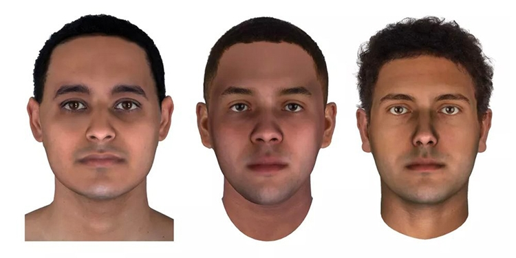 DNA Allows Reconstructed Faces of Ancient Mummies