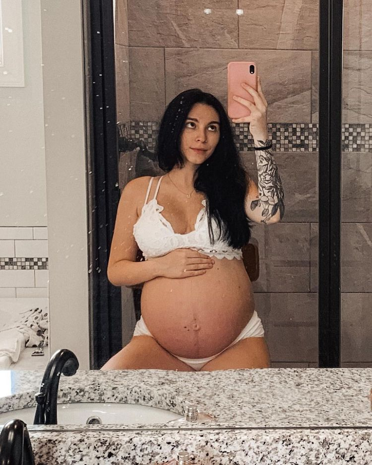 Lauren Maners and Cat Dove Pregnant at the Same Time