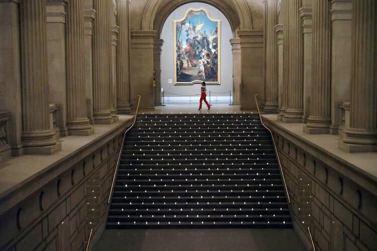 Latinx Art in Museums