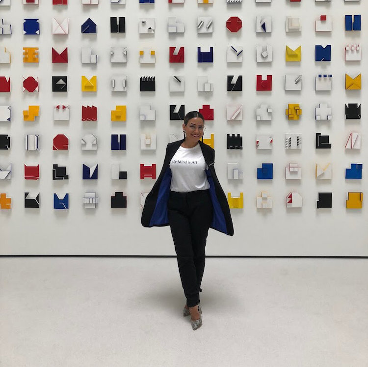 Latina in Museums