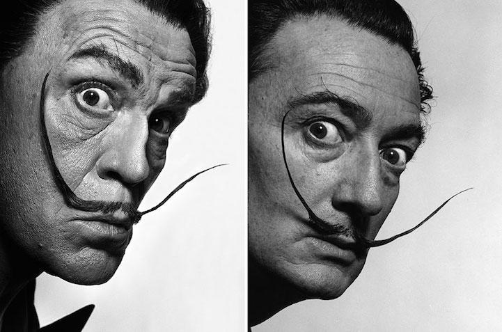 Photographer Recreates Iconic Portraits Using John