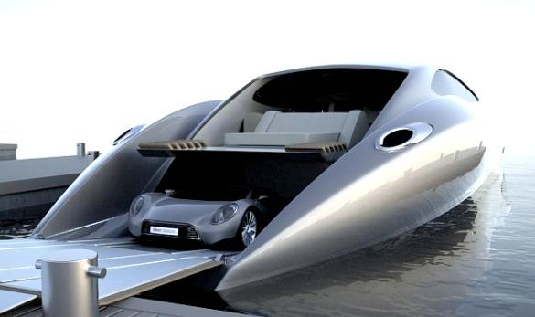 Enjoyable Cool Concept Strand Craft 122 Super Yacht 7 Pics Largest Home Design Picture Inspirations Pitcheantrous