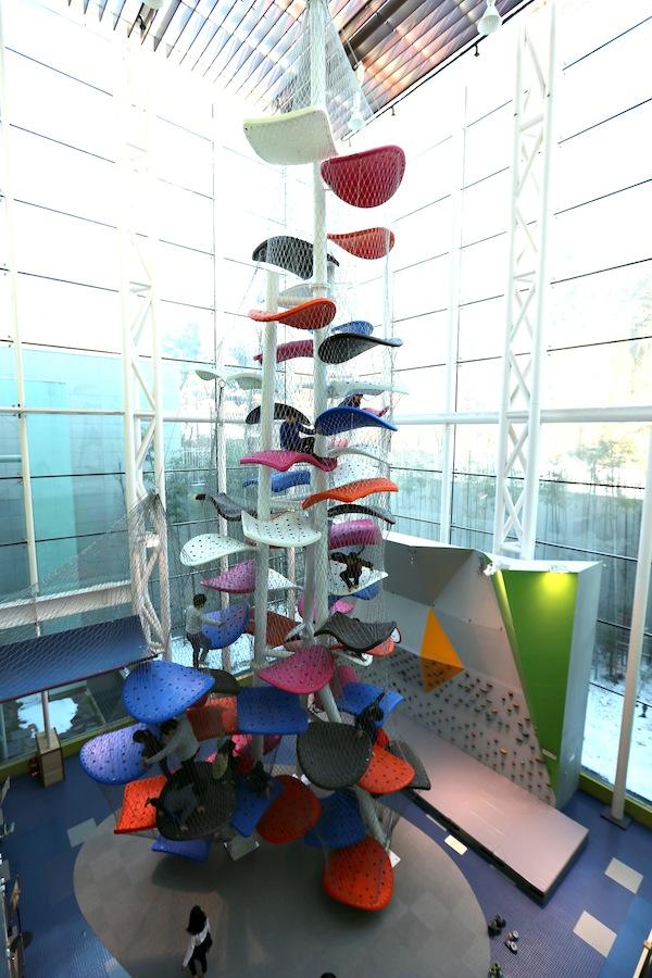 Modern Playground Architecture