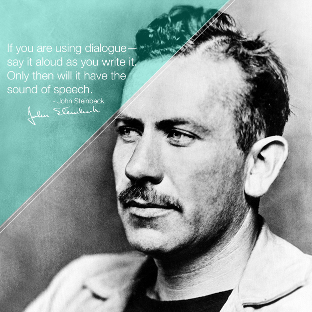 The Importance of Writing Habits for Content Creators: Advice from John Steinbeck