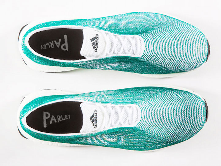 Adidas Partners with Conservationists to Create Shoes Made