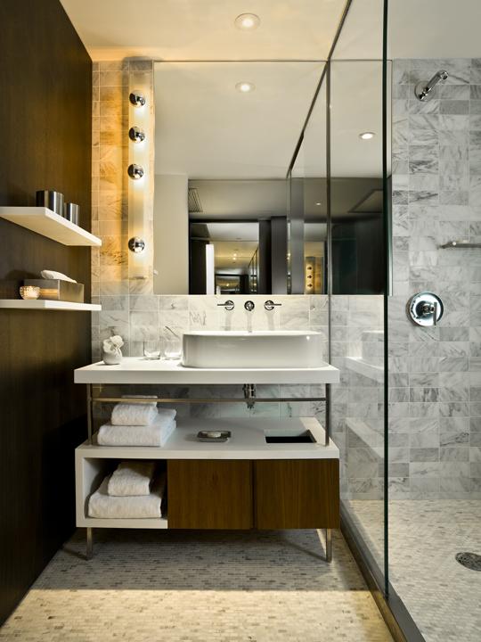 Smyth tribeca opens in new york for Bathroom designs york