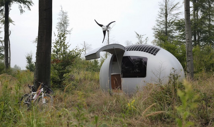 Solar-Powered Pod That Allows You to Live Anywhere Is Now for Sale (Video)
