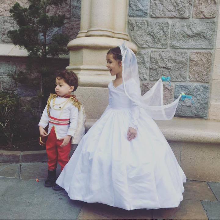Nephi Garcia (aka Design Daddy) Creates Stunningly Detailed Disney Costumes for His Kids