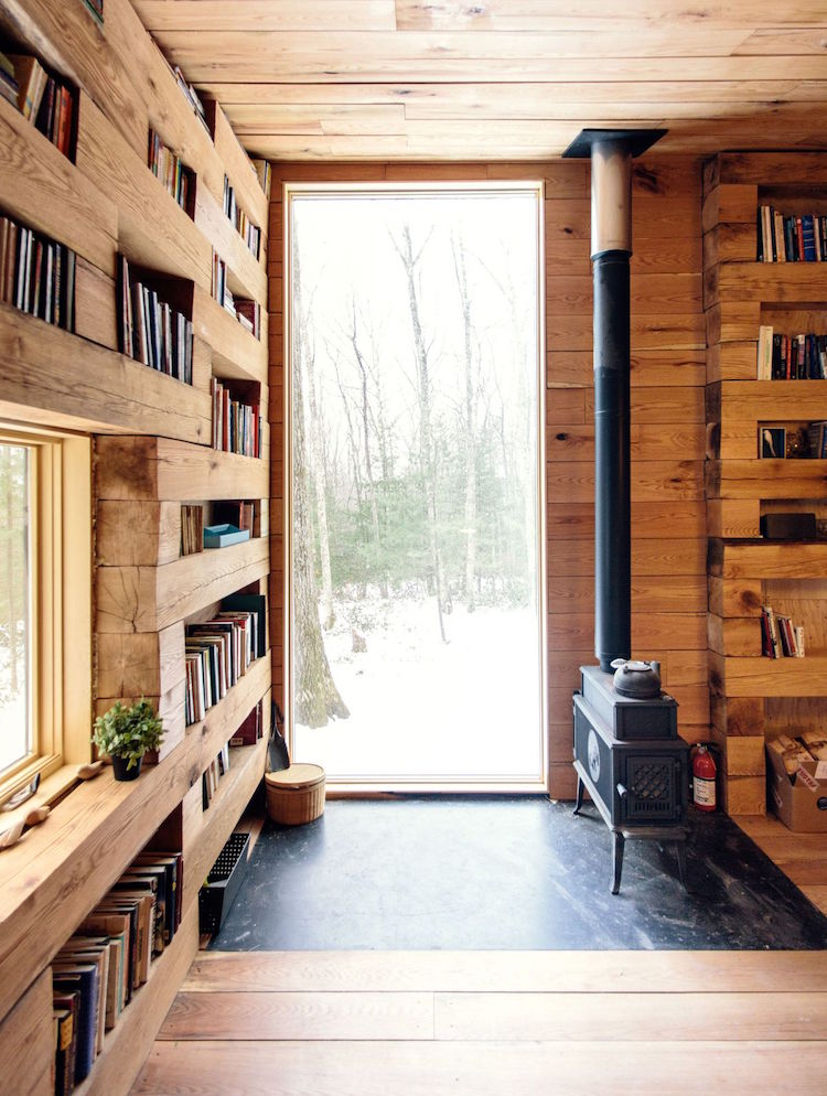 Secret Library Hidden in the Woods Is Every Bibliophile\'s Dream Come ...