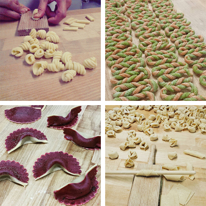 handmade pasta shapes the mouthwateringly mesmerizing of fresh pasta 761