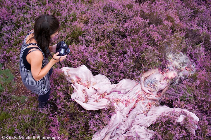 Image result for kirsty mitchell photography