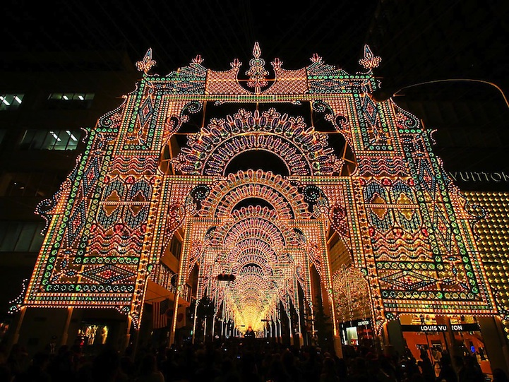 Japan 39 S Most Famous Festival Of Lights