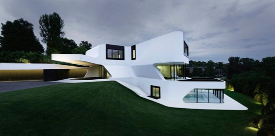 "Modern Architecture Germany i love modern architecture - ""dupli casa""jurgen mayer: germany"