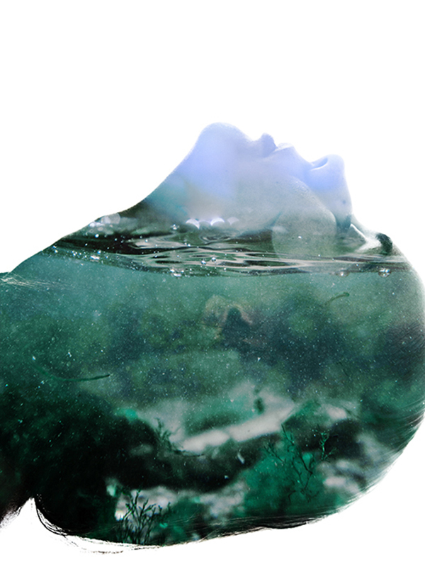 Colorful Collection Of Double Exposures By Aneta Ivanova