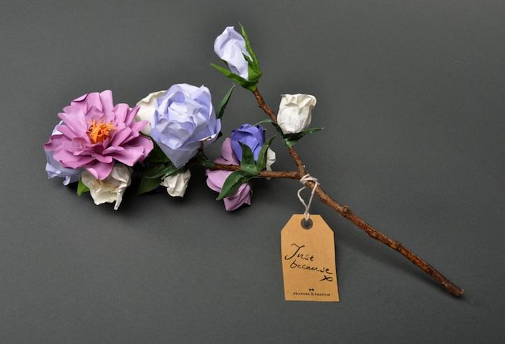 Exquisite Paper Flowers Last Forever