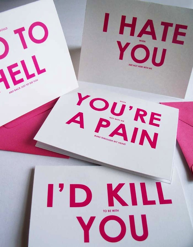 10 Hilarious Anti Valentines Day Cards for a Wicked Sense of Humor – Anti Valentine Day Cards