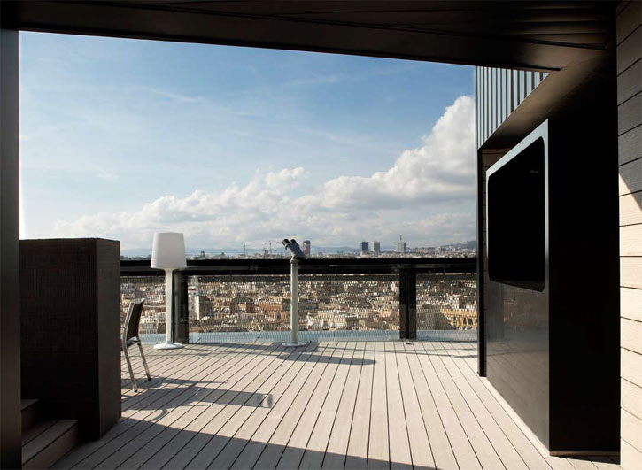 The New Barcelo Raval Hotel In Barcelona 12 Pics