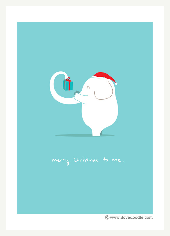 Merry Christmas from 20 Terrific Creatives