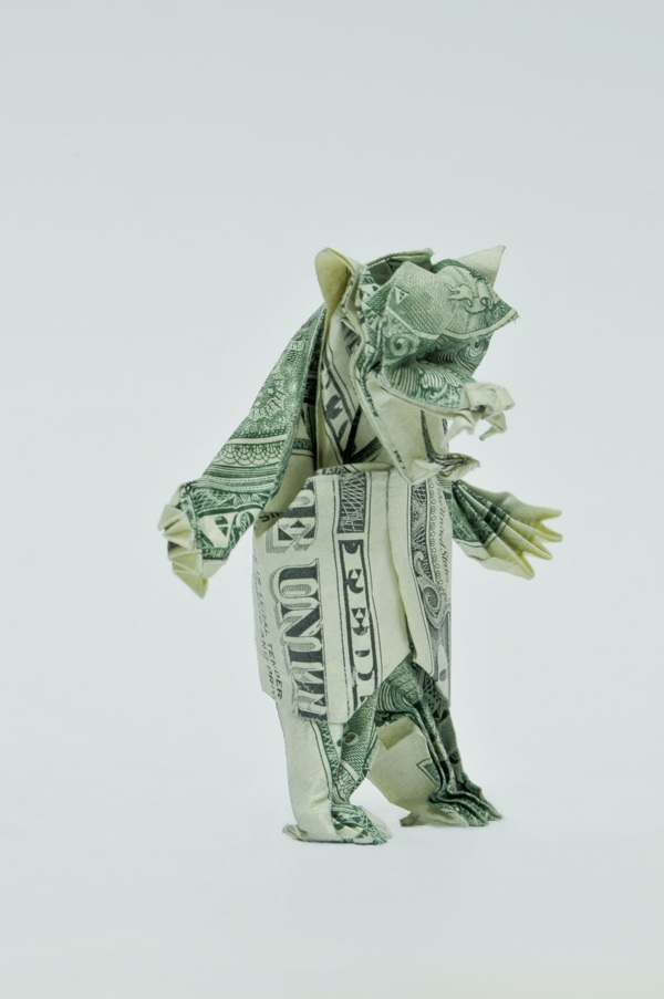 Origami Thats On The Money Won Park 8 Total