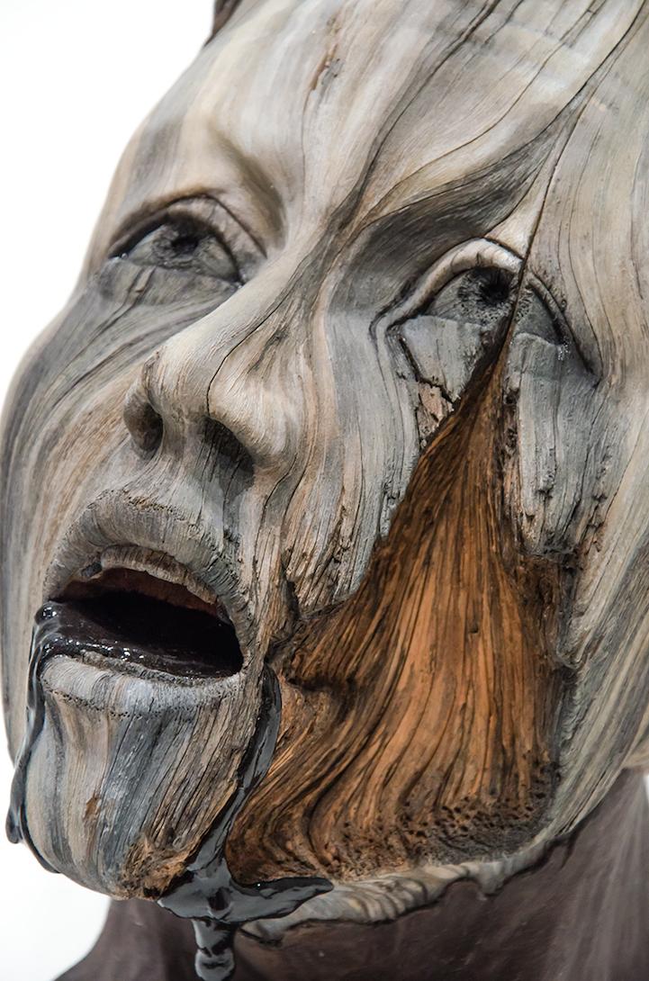 Unbelievable Ceramic Sculptures That Look Like Wood