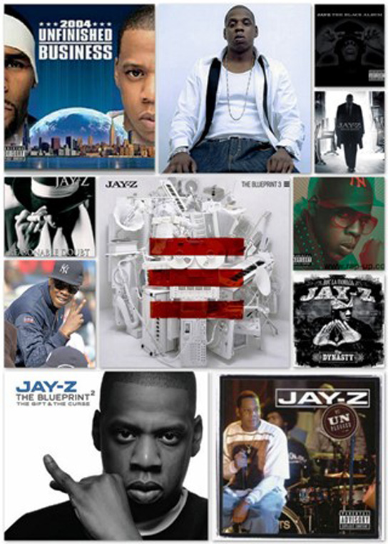 Listen to jay zs leaked blueprint 3 album heres a collection of jay zs album art to compare it to malvernweather Images