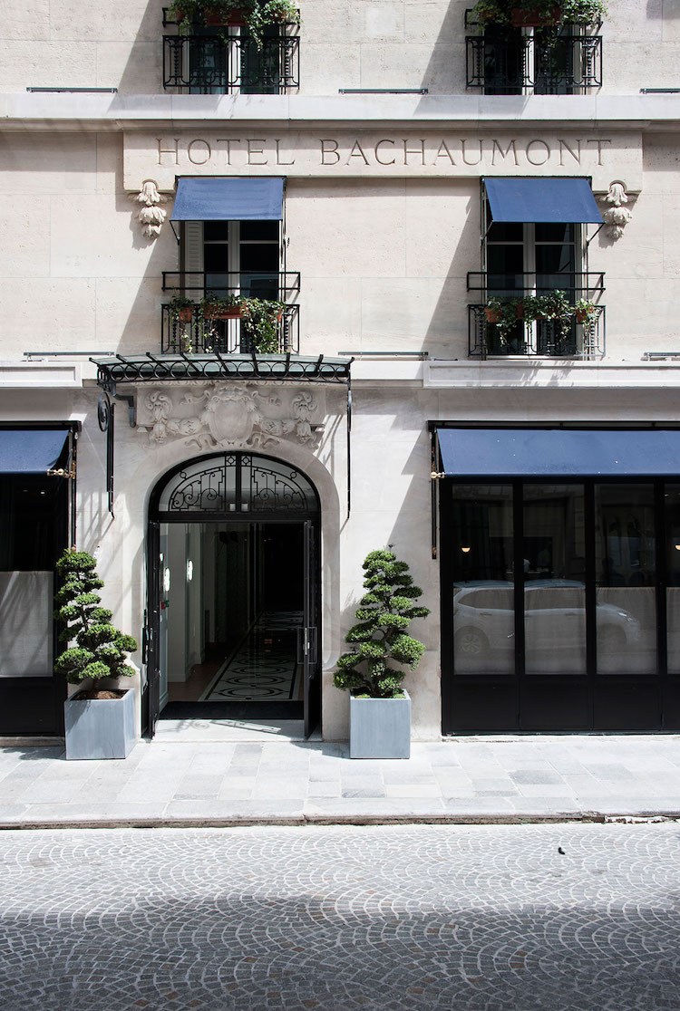 Paris' Bachuamont Hotel Grand (Re)Debut