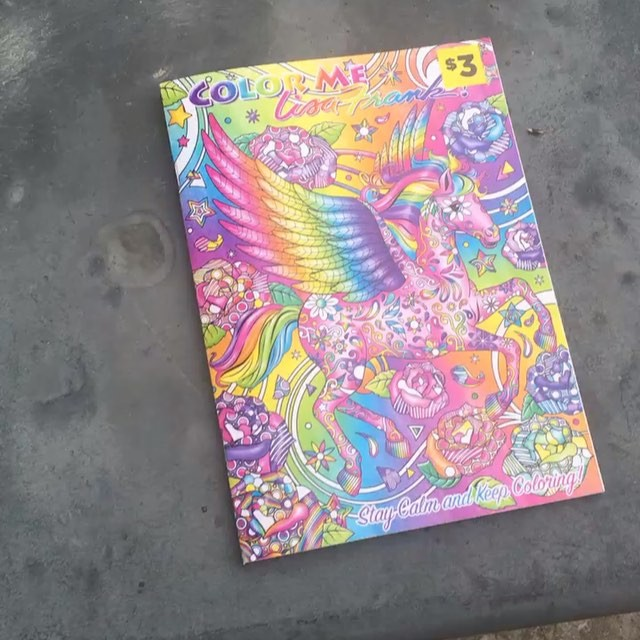 The Book Will Be Available Next Month At Dollar General Just In Time For Back To School Season Meantime Catch A Sneak Peek On Lisa Frank