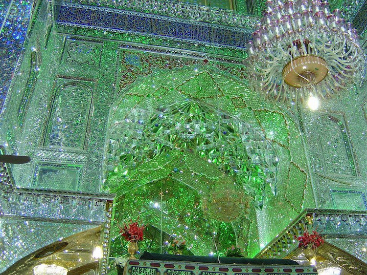 Shining Gem Of Islamic Architecture