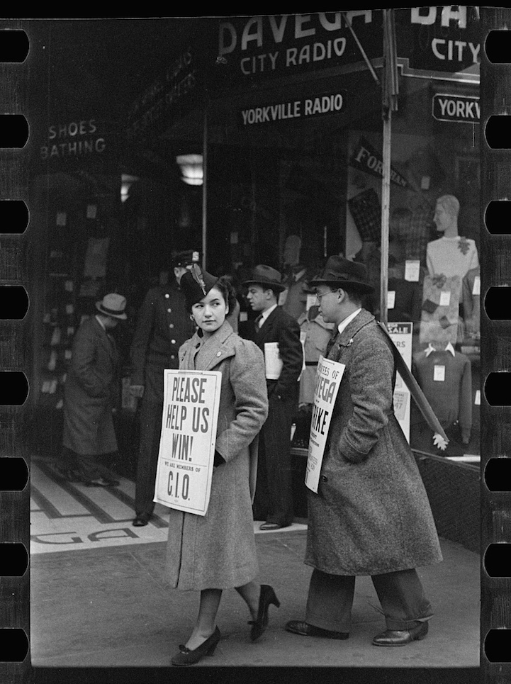 a photo graphic essay of the great depression