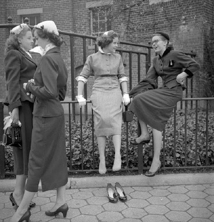 Vintage Photos of Everyday Life in 1950s New York