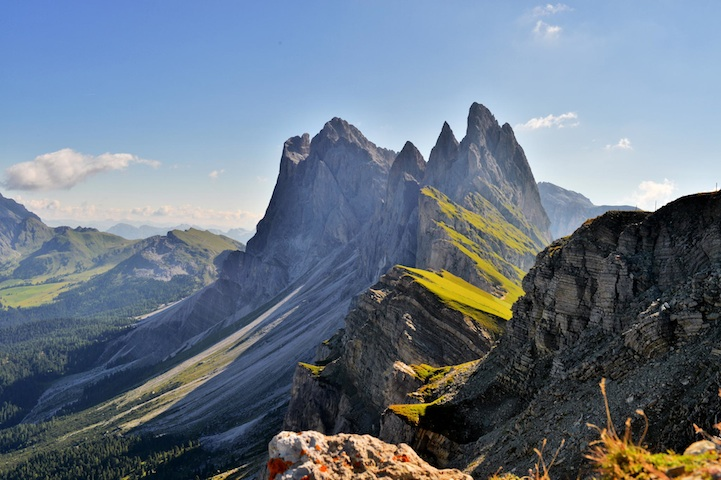 Breathtaking Photos Of Odle In The Dolomites Mountain