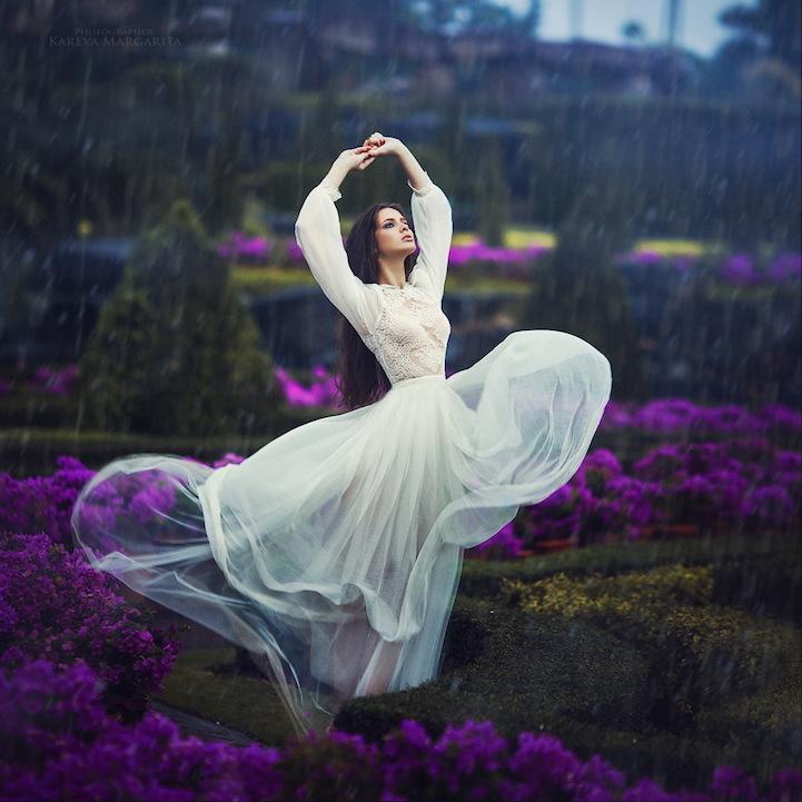 Visual Photography: Russian Photographer Creates Stunning Visual Narratives