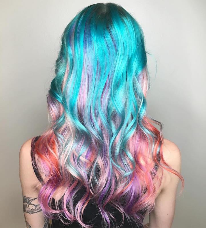 Mermaid Hair\