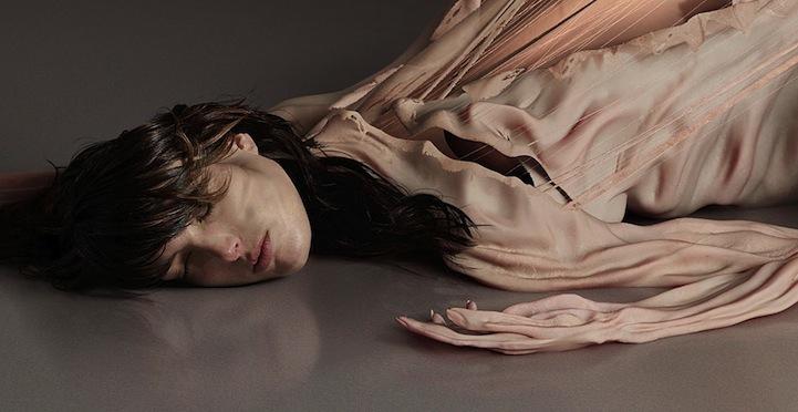 Human Metamorphosis (15 pics)