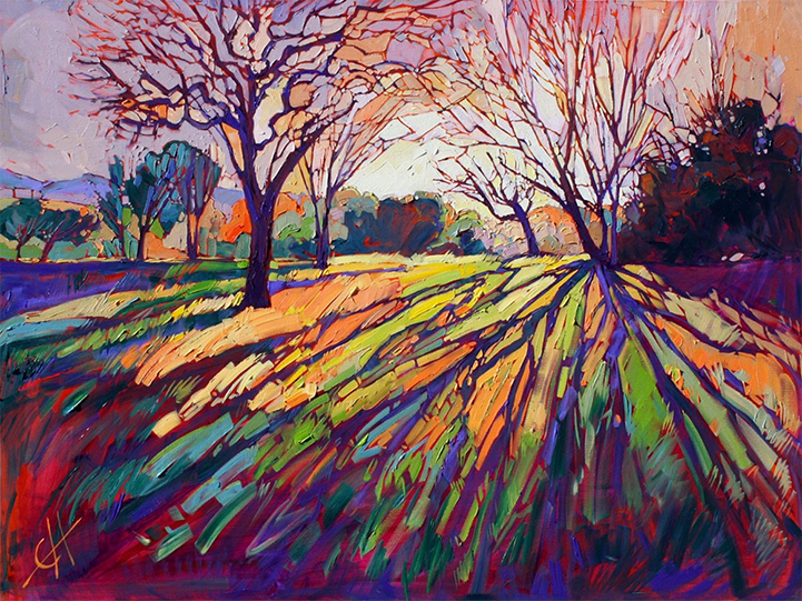Gorgeous Open-Impressionism Paintings of Colorful ... - photo#5
