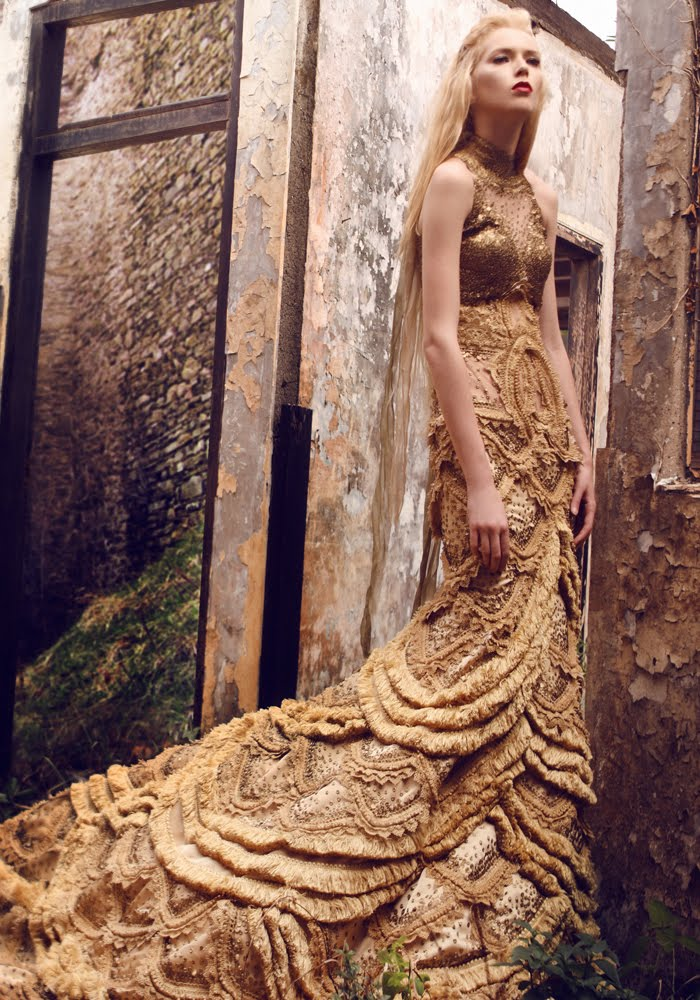 Enchanting Fashion Fairy Tale