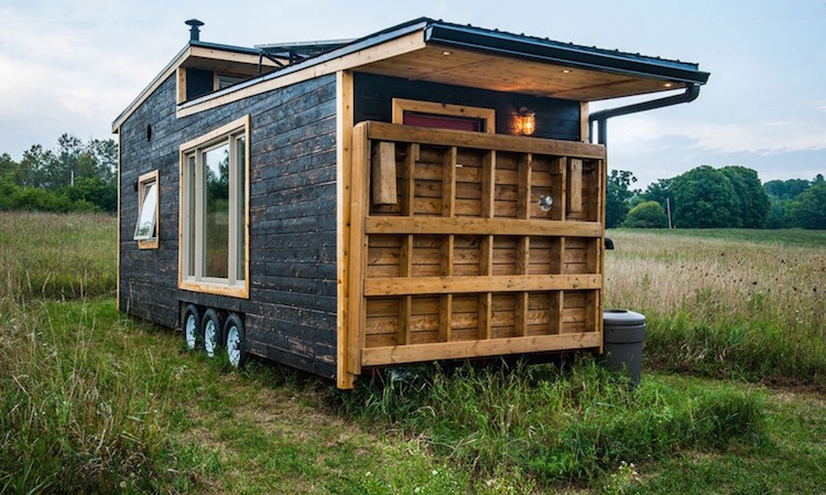 Innovative And Sustainable Tiny Home