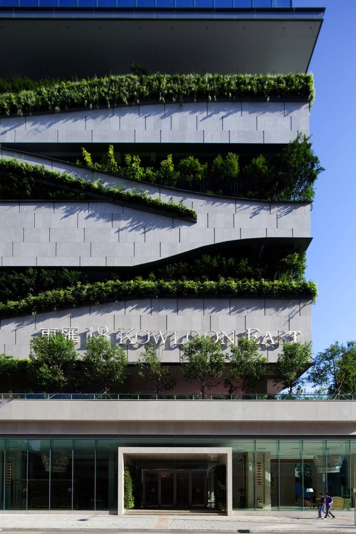 Radical building incorporates green design - Green design ...