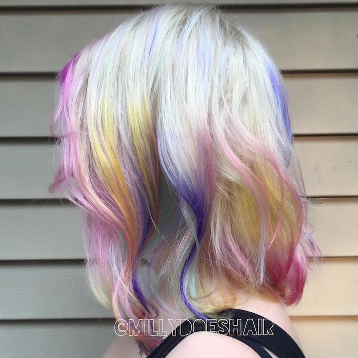 opal hair color trend