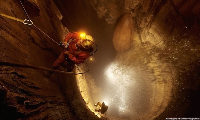 krubera cave expedition
