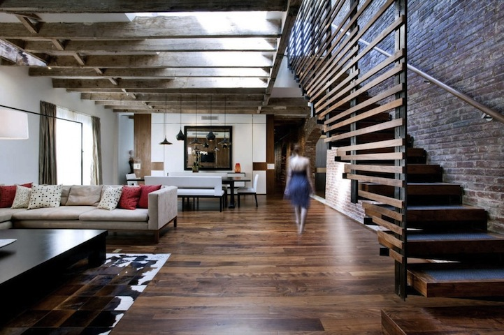 quintessential manhattan loft