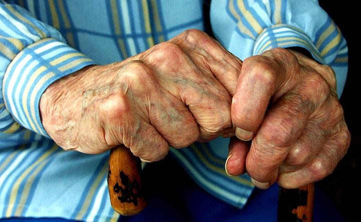 Image result for old hands