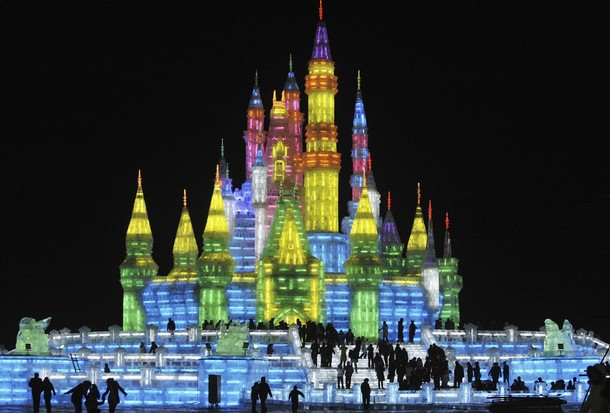 The Ultimate China Tour Guide To The Harbin Ice And Snow Festival ...