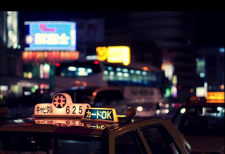 Taxicab Bokeh (12 photos)