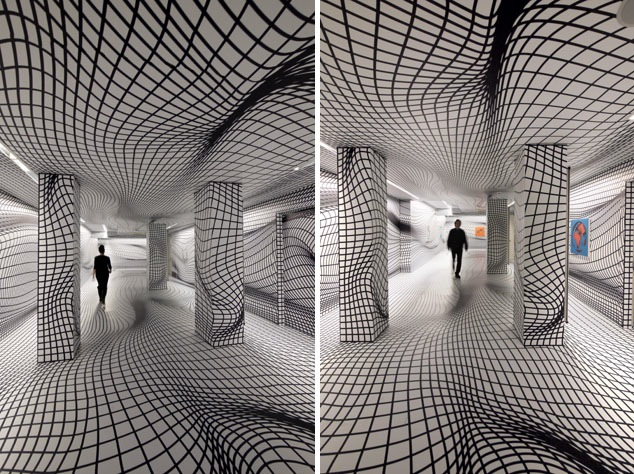 Disorienting Spatial Projections