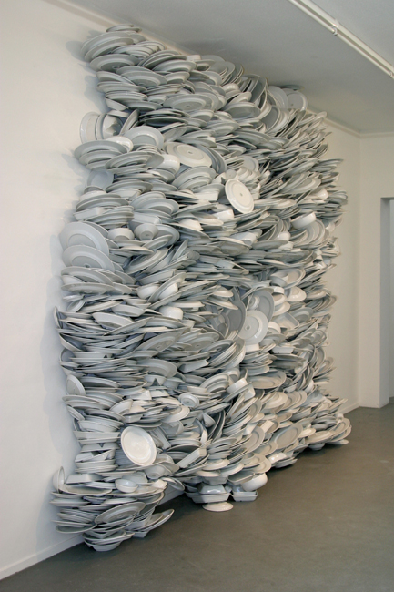 Incredible Installation Of A Dinner Plate Tornado