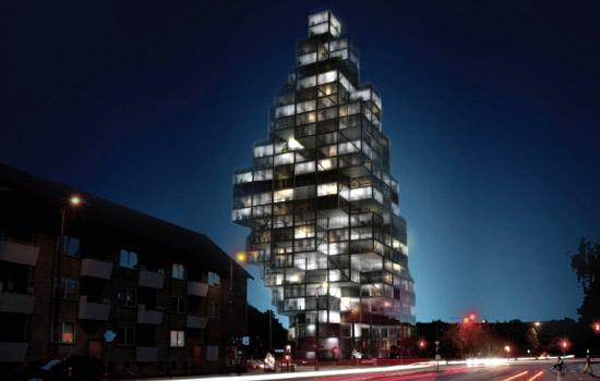 Modren Modern Architecture Copenhagen Designboom Intended Design