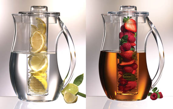 b87063939a Fruit Infused Water Pitcher