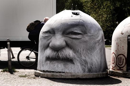 Urban Street Art - Mentalgassi: Berlin (7 pics)
