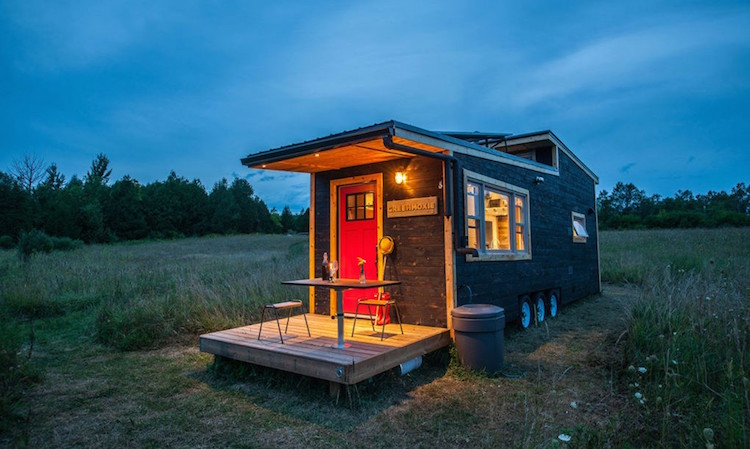 Cabin Like Tiny House